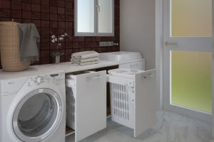 Laundry Storage Ideas for the Modern Home