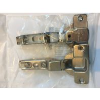 Knape & Vogt pivot door hinge kit, suit 080992/080993 (8080HKEZS), pair