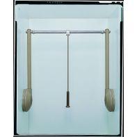 Sugatsune TAW1200G Tallman wardrobe unit, double pulldown, each