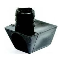 Plinth connector, drive-in dowel, 10mm
