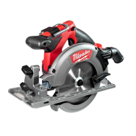 Milwaukee M18 FUEL Brushless Circular Saw 165mm (tool only)