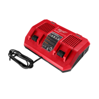 Milwaukee M18 Dual Bay Simultaneous Charger