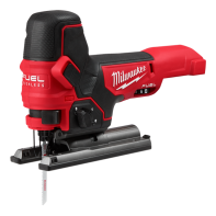 Milwaukee M18 FUEL Barrel Grip Jigsaw (tool only)