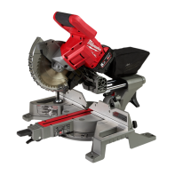 Milwaukee M18 FUEL 184mm Mitre Saw (tool only)