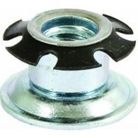 Threaded adaptors, round
