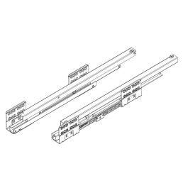 Topaz Slimline Drawer System soft-close runners NL400, pair