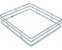 Sige shelves for pull-out pantry