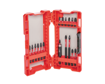 Milwaukee SHOCKWAVE Impact Driver Bit Set - 18 Piece