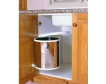 Kimberly waste bin (auto-open lid), white 10l, ea.