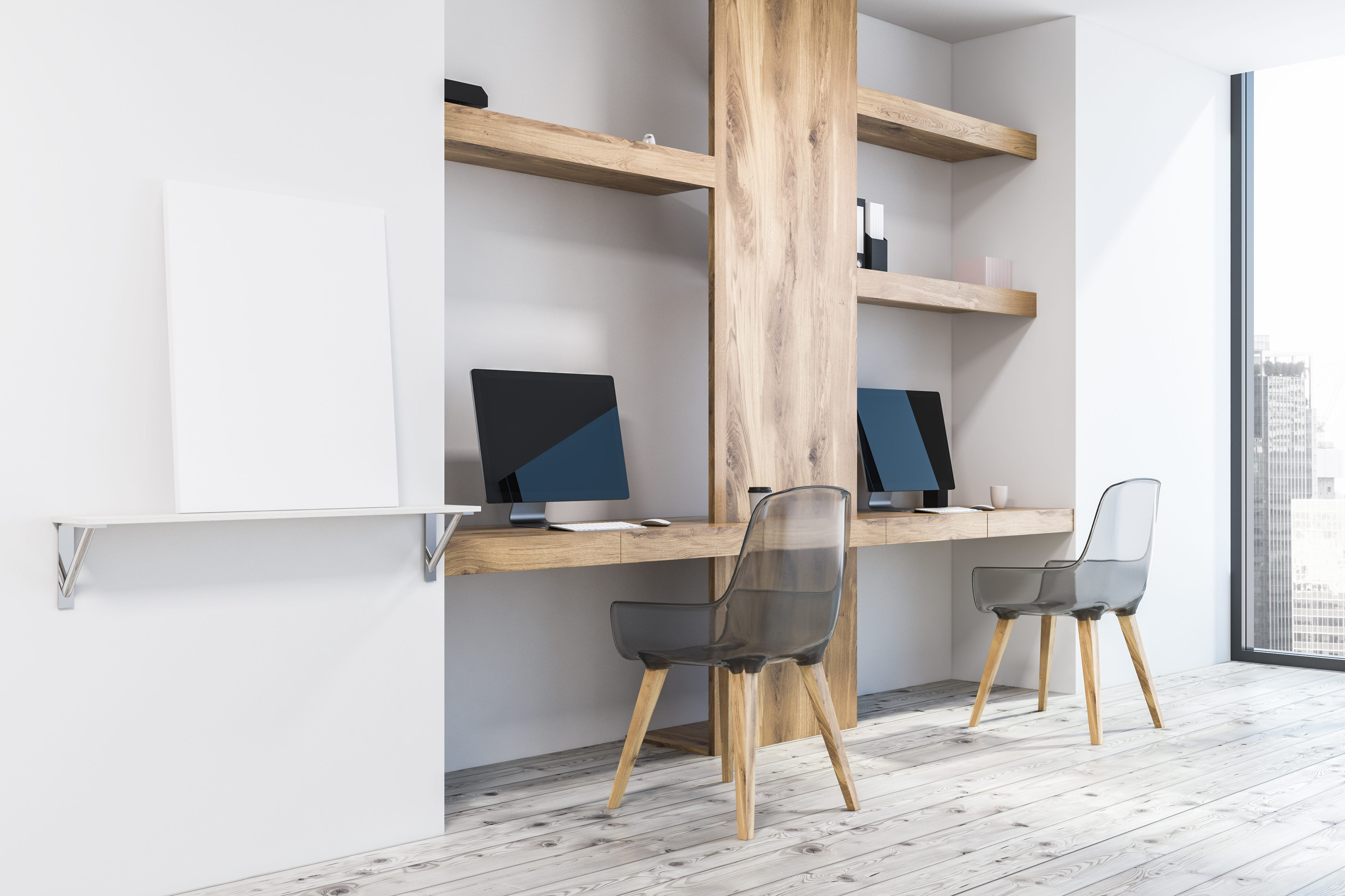 How to Build a Safe & Productive Home Office